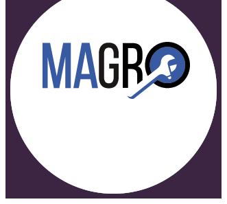 Logo von MAGRO Heizung und Sanitär, Berlin